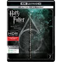 Harry Potter and the Deathly Hallows - Part 2 (2011) - Year 7 (4K UHD & HD) (2-Disc)