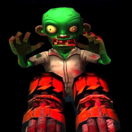 zombie-turret