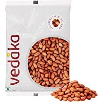 Amazon Brand - Vedaka Raw Peanuts,1kg (Pack of 1)