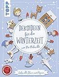 Dekoideen für die Winterzeit von Pia Pedevilla (kreativ.kompakt): Liebevolle Ideen aus Papier. Extra: Ein Bogen…