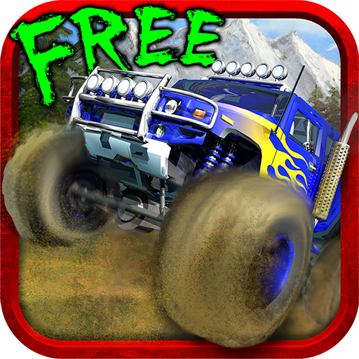 Monster Truck Racing FREE - Jam Spiele Monster