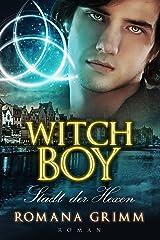 Witch Boy: Stadt der Hexen (Witch Boy Teil 2) Kindle Ausgabe
