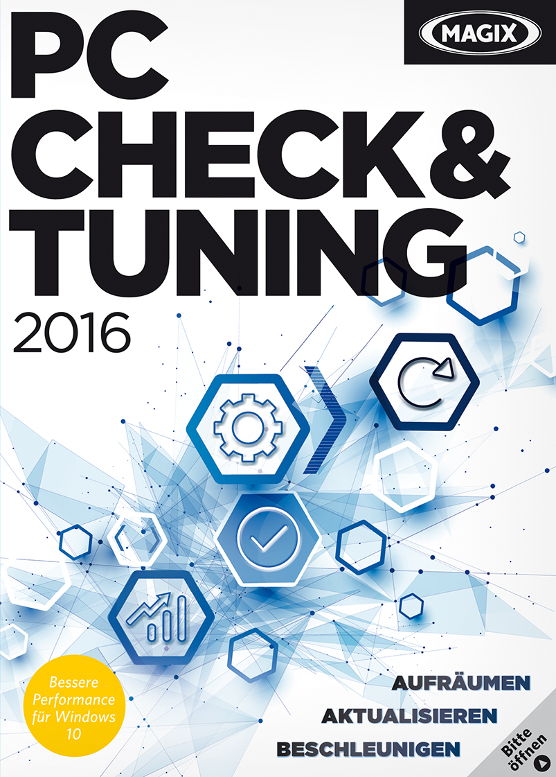 MAGIX PC Check & Tuning 2016 [Do...