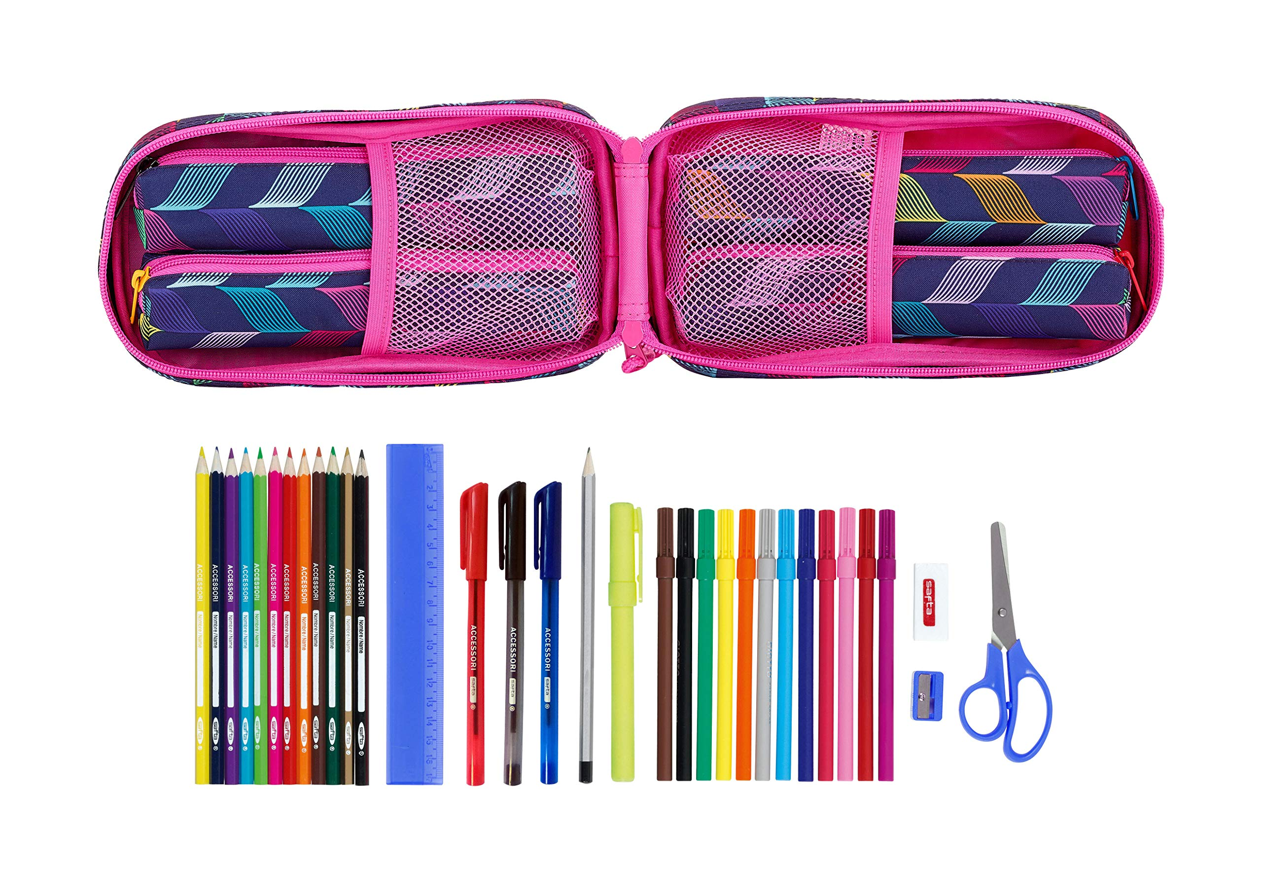 Estuches Multicolor Benetton
