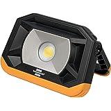 Brennenstuhl ładowalna lampa robocza LED PF 1000 MA/LED kieszonkowa lampa na zewnątrz (oświetlenie kempingowe z 3 trybami, św