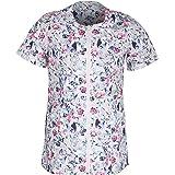 DINOZAVR Zaira Sanitario Camisa Blusa Túnica Médica para Mujeres con Cremallera