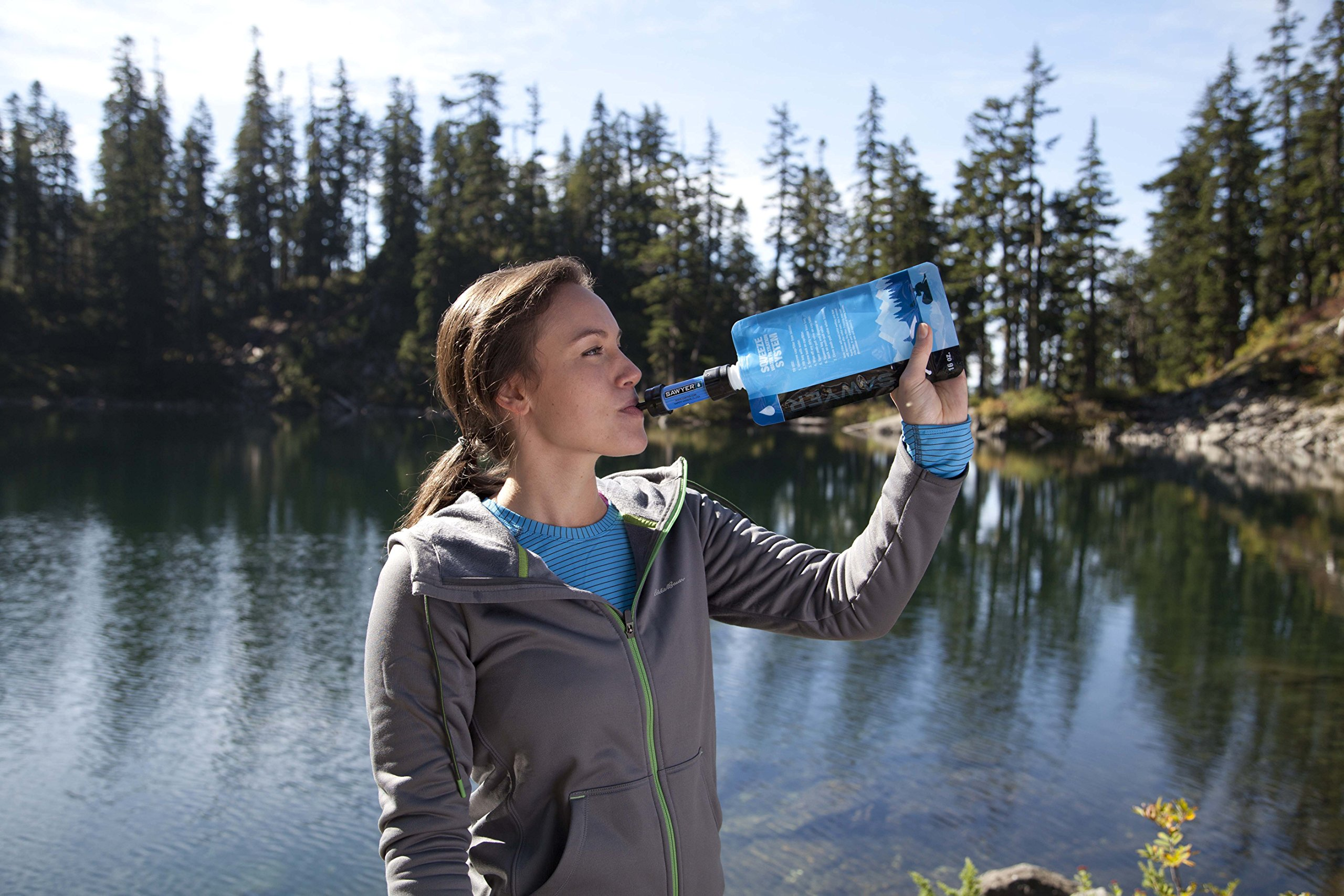 SAWYER PRODUCTS Mini Water Filtration System 3