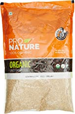 Pro Nature Sonamasoori Rice - Brown, 5kg Pack