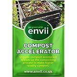Envii Compost Accelerator - Rend le compostage rapide et facile - traite 1800L de compost