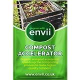 Envii Compost Accelerator – Organic Compost Accelerator – 12 Tablets