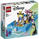 Lego 6288799 Lego Disney Princess Lego Disney Princess Mulans Verhalenboekavonturen - 43174, Multicolor