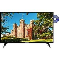 Telefunken XH24J101D 60 cm / 24 Zoll Fernseher (HD ready, DVD-Player, Triple-Tuner) [Modelljahr 2021]