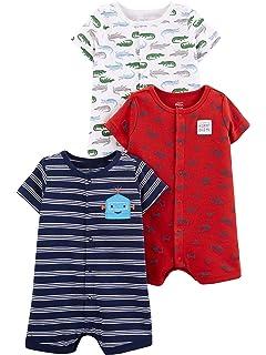 Carters Baby Girls Brilliant Bodysuit Red 9M