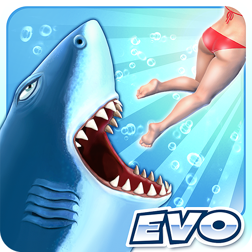 Hungry Shark Evolution (Android-apps-spiele)