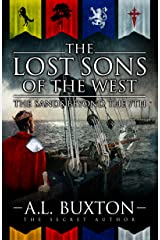 The Sands Beyond the 7th (The Lost Sons of the West Book 2): An Epic Military Fantasy Adventure Series Kindle Edition