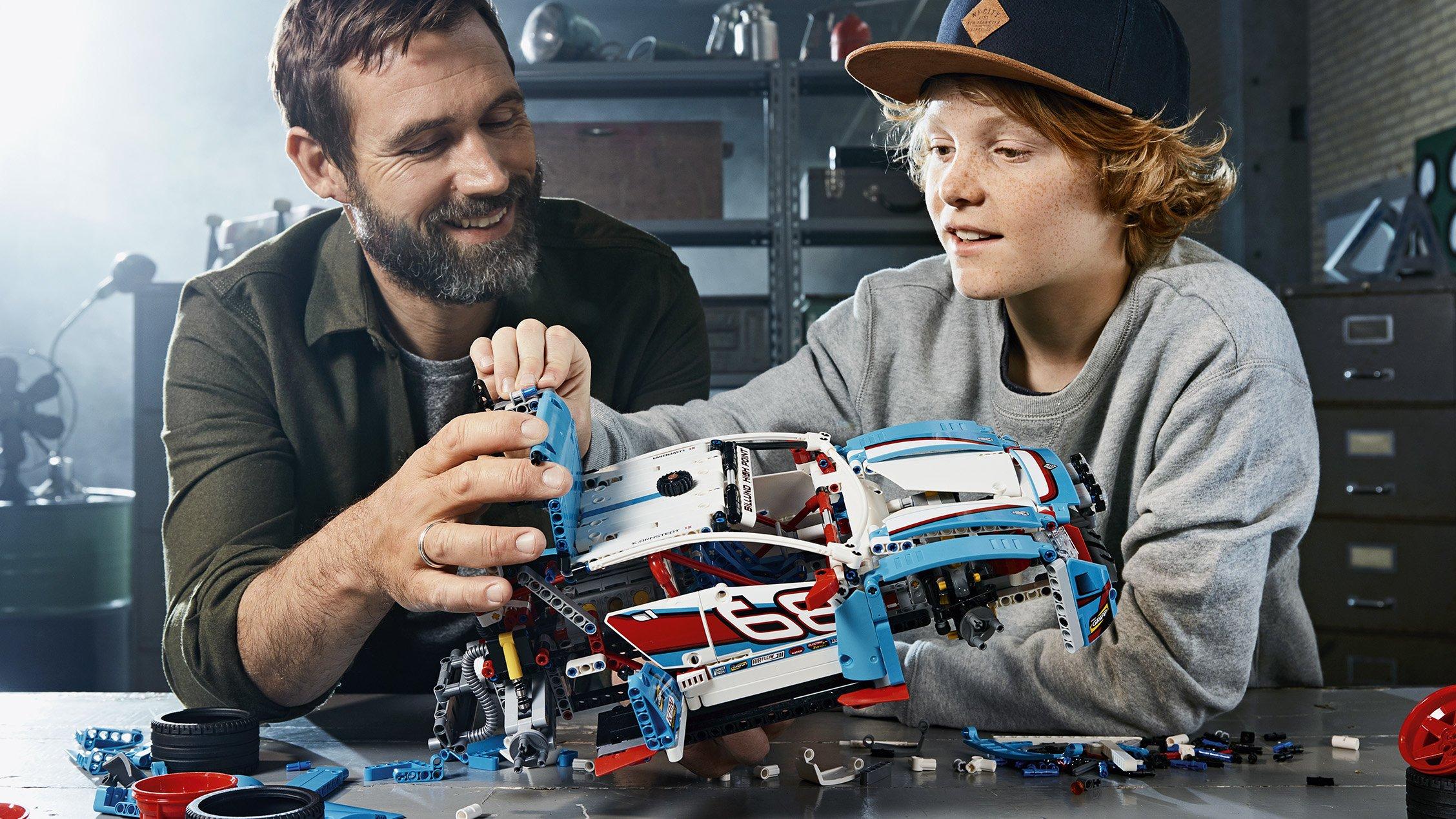 LEGO- Technic Auto da Rally, Multicolore, 42077 5 spesavip
