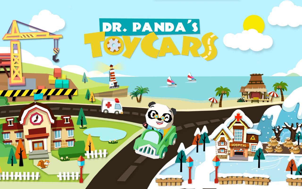 Giochi dr panda gratis