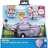 PAW Patrol Helicóptero Transformador Skye's con turbinas abatibles, para Edades de 3 años en adelante