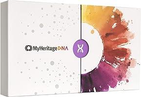Kit de pruebas de ascendencia de MyHeritage DNA – Pruebas genéticas de ADN para descubrir orígenes étnicos y encontrar...