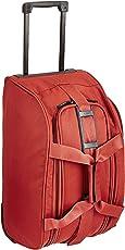 PRONTO Cruz Polyester 49 cms Rust Travel Duffle (8660-RT)
