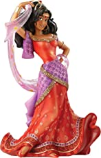 Disney Showcase 4055790 Figur Esmeralda 20th Anniversary, resin, mehrfarbig, 14 x 10 x 20 cm