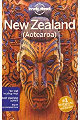 Lonely Planet New Zealand (Travel Guide) Paperback