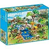 Playmobil 4095 80 Tiere am Seeufer, bunt