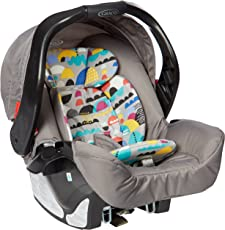 Graco Carseats Junior Baby High End (Gray)