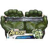 Marvel Avengers- Hulk Super Puños Gamma (Hasbro E0615EU4)