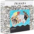 Friends Serie TV Kit Scrapbooking Avec Materiel, Coffret 60 Accessoires Pour Loisirs Créatifs Adultes Ado Ou Enfant avec Albu