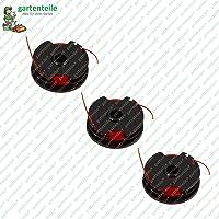 Yesjoy Filo Decespugliatore Bobina Rocchetto Decespugliatore Nylon Accessori 8 pz Worx WA0010