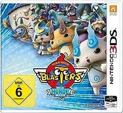 YOKAI-WATCH BLASTERS Weiße-Hunde-Brigade - [Nintendo 3DS]