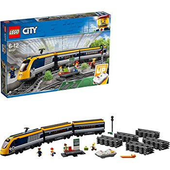 Lego 60051 City High Speed Passenger Train Lego Amazoncouk Toys