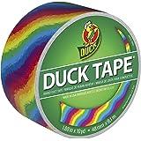 Eend Tape Gedessineerde Kleuren