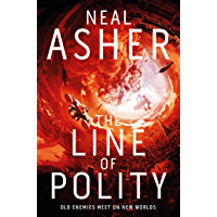 The Line of Polity (Agent Cormac Book 2) (English Edition)