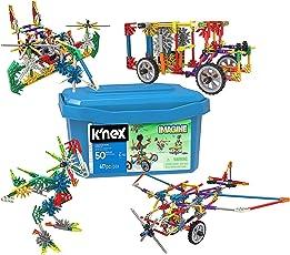 K'Nex Creation Zone 50 Model Building Set (Blue)