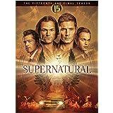 Supernatural: The Complete Season 15 Final Season