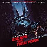 Escape from New York (Gatefold Sleeve) [180gm 2LP vinyl]