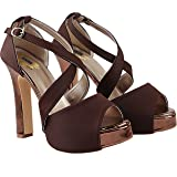 Do Bhai Stiletto Heels Fashion Sandals For Womens
