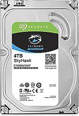 Seagate ST4000VX007 Interne Festplatte (64 MB Cache, SATA 6 Gb/s, 8,9 cm (3,5 Zoll)) 4 TB