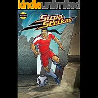 Supa Strikas - Dry Spell : Sports Illustrated Kids Graphic Novels - Comics for Children - Soccer Comics for Kids (Supa…