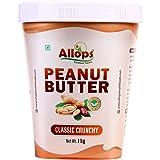 Allops Classic Crunchy Peanut Butter 100% Veg (1)