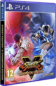 Street Fighter V CHAMPION Ed. - PlayStation 4