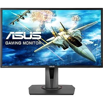 Asus MG248Q Gaming Monitor 24'' FHD (1920x1080), 1ms, up to 144Hz, DP, HDMI, DVI-D, Adaptive-Sync