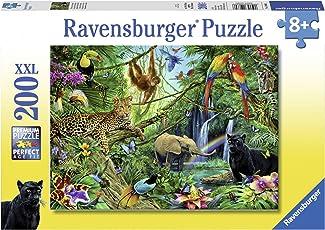 Ravensburger 12660 - Tiere im Dschungel