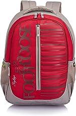 Skybags Vough 33 Ltrs Red Laptop Backpack (LPBPVOGERED)