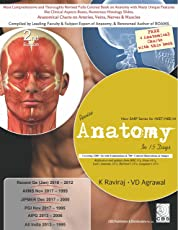Revise Anatomy in 15 Days (New SARP Series for NEET/NBE/AI)