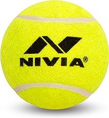 Nivia Heavy Weight Cricket Tennis Ball
