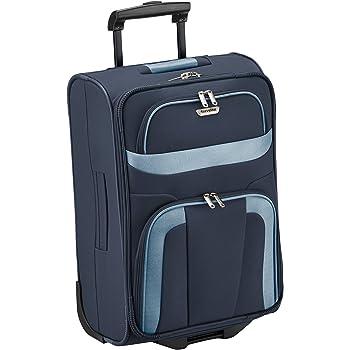 Travelite Mallette Ordinateur à Roulettes Orlando Valise 2 Roues S 37 L Bleu (Marine) 82774