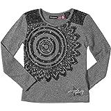 Desigual - Camiseta de manga larga - para niña